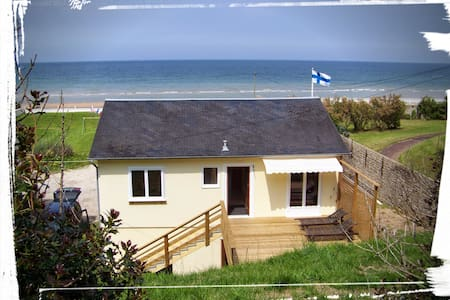 SEASIDE HOME - Normandy - Vierville-sur-Mer
