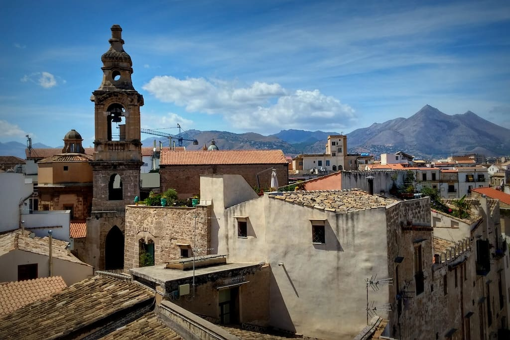 Apt with gorgeous view appartamenti in affitto a palermo for Appartamenti in affitto a palermo arredati