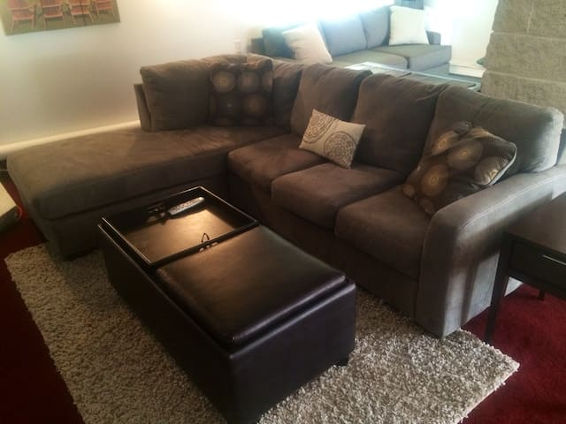 Lower Level Sectional