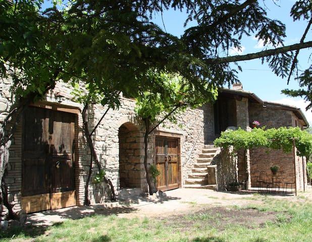 Villa di Charme nel Chianti - Greve In Chianti - วิลล่า