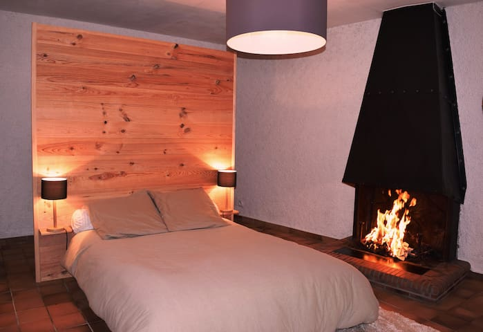 Cosy House in the Pyrenees - estensan - Huis