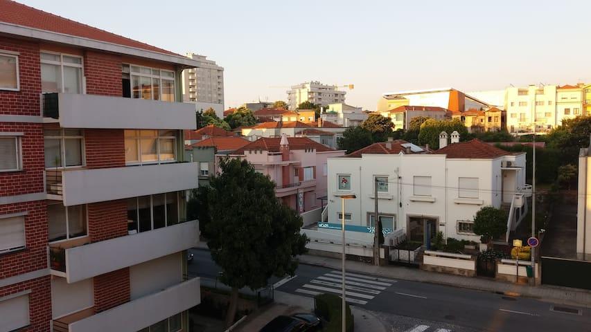 Twin Room - Casa da Música - Boavista Flat - Porto - Daire