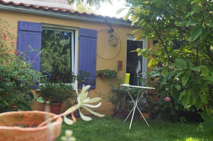 Maisonnette cosy près du centre - Nantes - Maison