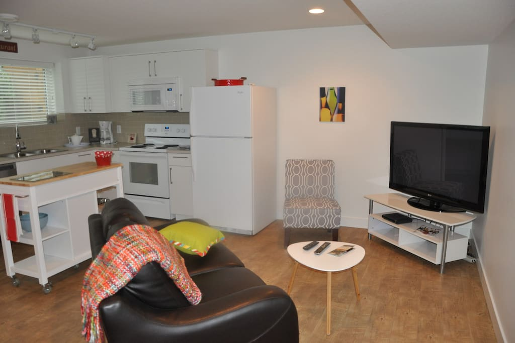Beautiful 1 Bedroom Suite Steps To Downtown Beach Apartments For Rent In Kelowna British