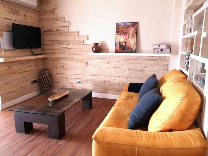 Apartamento Pinsapar. Un lugar para descansar.