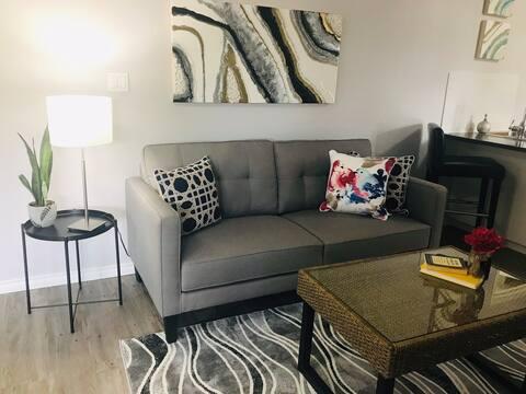 Apartamento luminoso y limpio