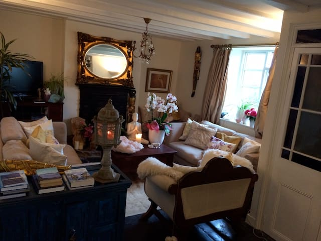 THE WELL HOUSE -  BEAUTIFUL HOME - DRAYCOTT - Bed & Breakfast