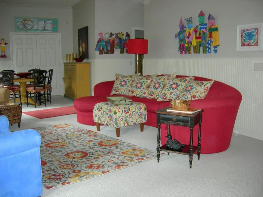 Comfy Cottage in Funky Bluffton, SC