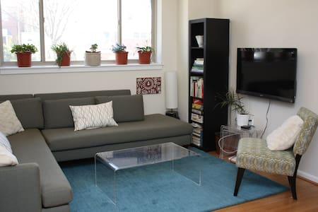 Sunny, family-friendly apartment - 银泉 - 公寓
