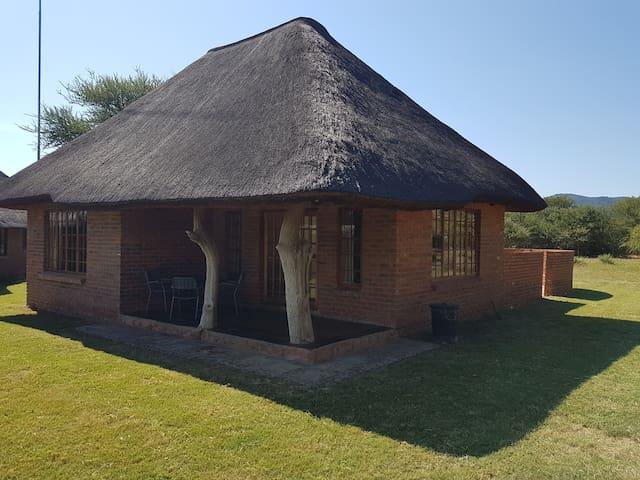 Comfy Bushveld Chalet