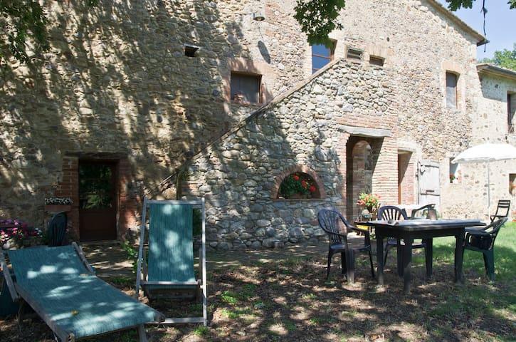 Colombaia between Siena and Grosseto