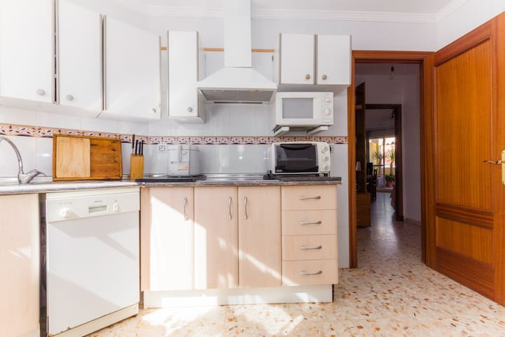 PISO EN CHIPIONA, PLAYA DEL CAMARON - Chipiona - Appartement