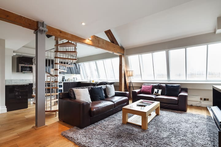 City Centre Boutique Penthouse