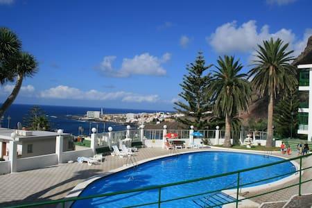 Schönes Appartament am Meer Bajamar - Bajamar - 公寓