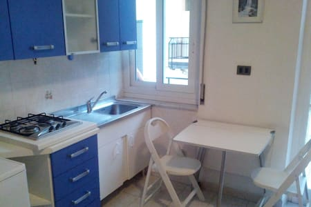 Un Monolocale nel Cuore di Loano - Wohnung