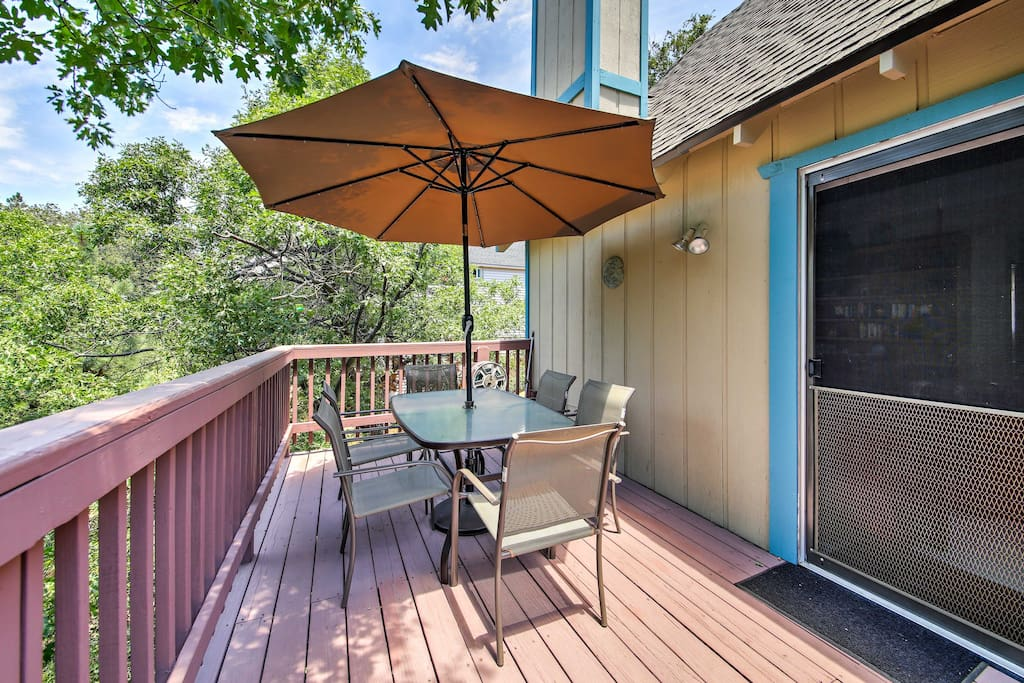 This property has all the amenities you could want and more offering you all the comforts of home.