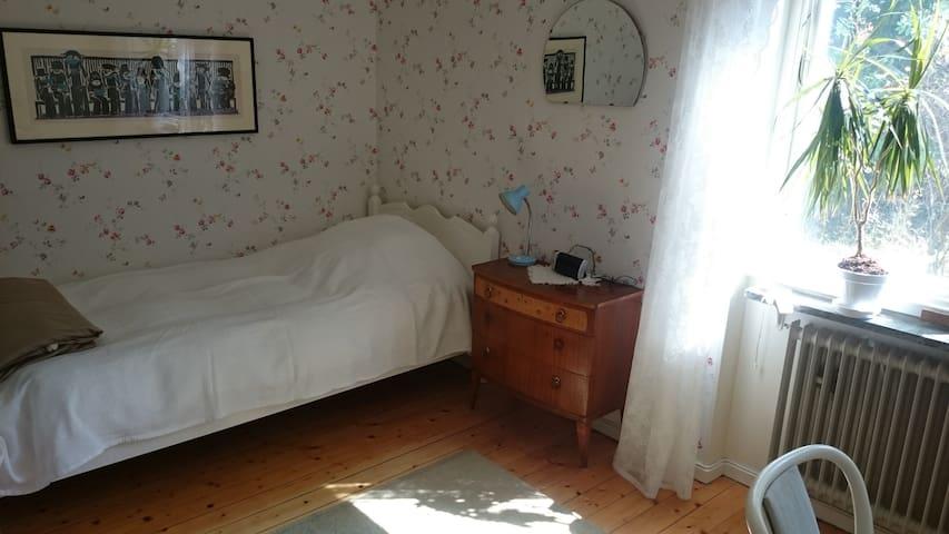 Room for 1-2 people near the sea & the city - Saltsjöbaden