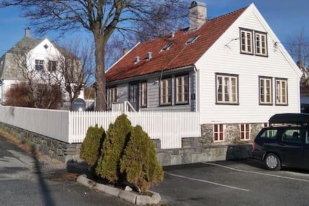 Bakerøy - sentrum Haugesund - Haugesund