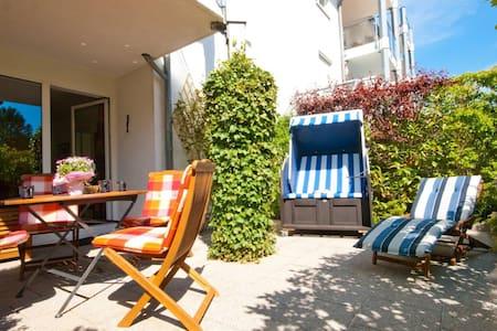 Ferienwohnung Scharbeutz, 60m Meer - Apartamento