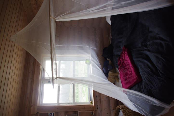 Dejlige værelser i bjælkehus - Slagelse - Casa