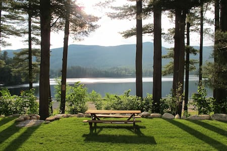 Lakeside Farmhouse, Kayaks, Bikes and GREAT Views! - Wells - Casa