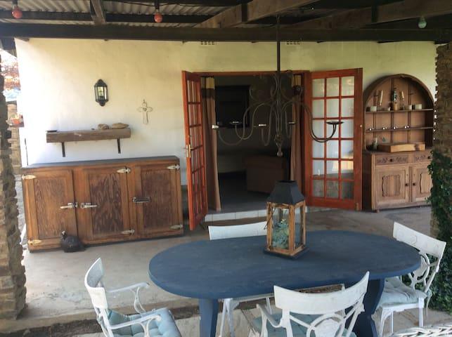 Providence Farm Stay: VERANDAH FLATLET