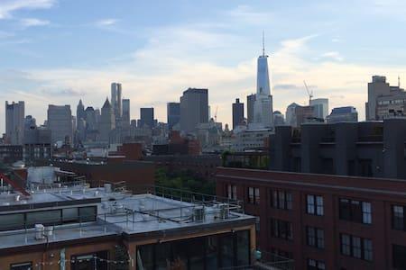 Located in the heart of NoLita. - New York