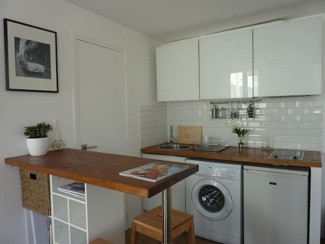 Cosy Flat - Central Paris near Bastille / Marais - París
