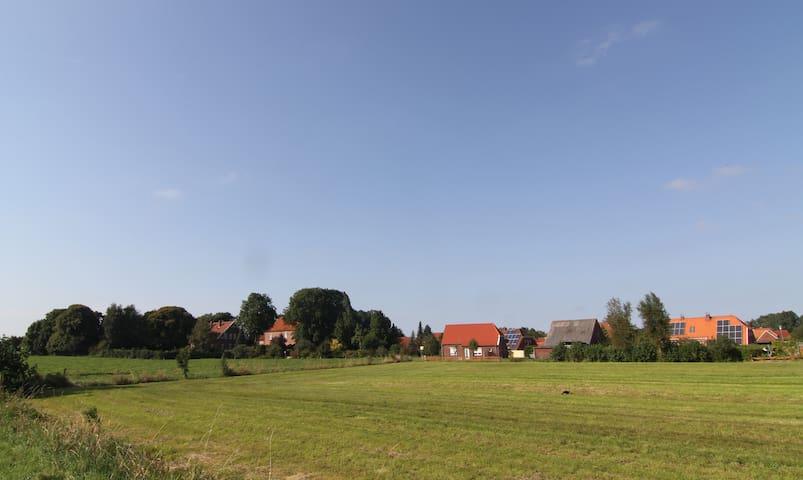 Ferienhaus Resterhafe im Dornumerland - Dornum - House