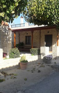 πετρινο παραδισιακο - Agia Varvara - Rumah