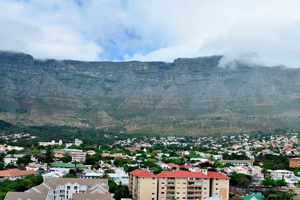 Table Mountain in all it's Glory!