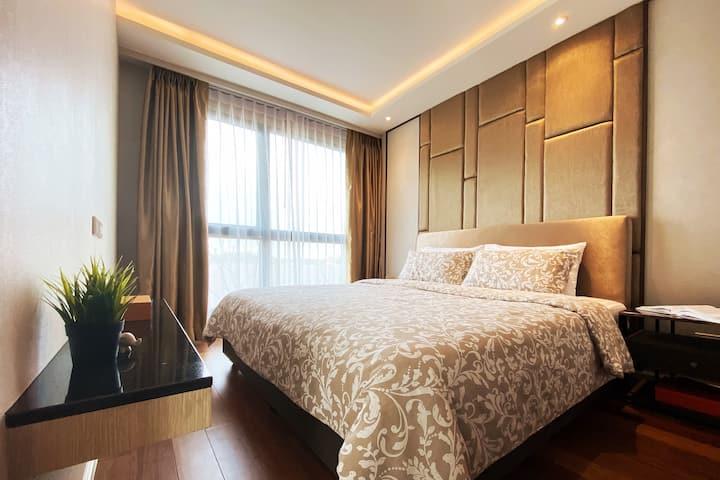 Seaview apartment in a new 5-star resort, Bang Tao