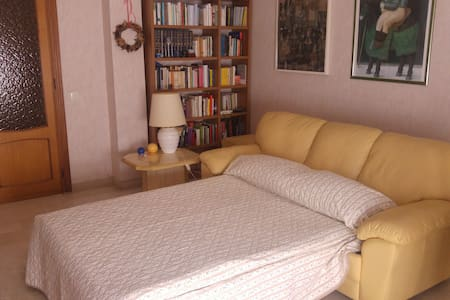 Lovely room in seaside town,40 minutes from Rome - Civitavecchia - Wohnung