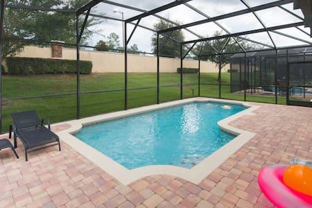 Lovely Villa - Pool, Disney, Golf - Kissimmee