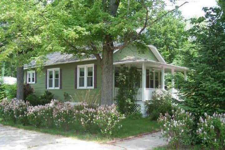Storybook Cottage.  New Buffalo, MI