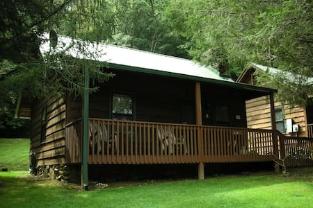 Bear Cave 2 BR cabin-Valley Springs - Rabun Gap - Cabin