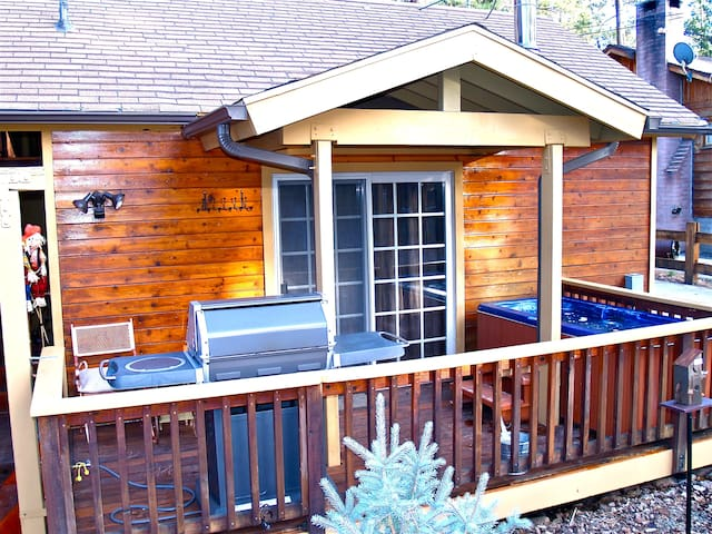 Day Dreamin (15' x 35' dog run) - Big Bear Lake - Cabin