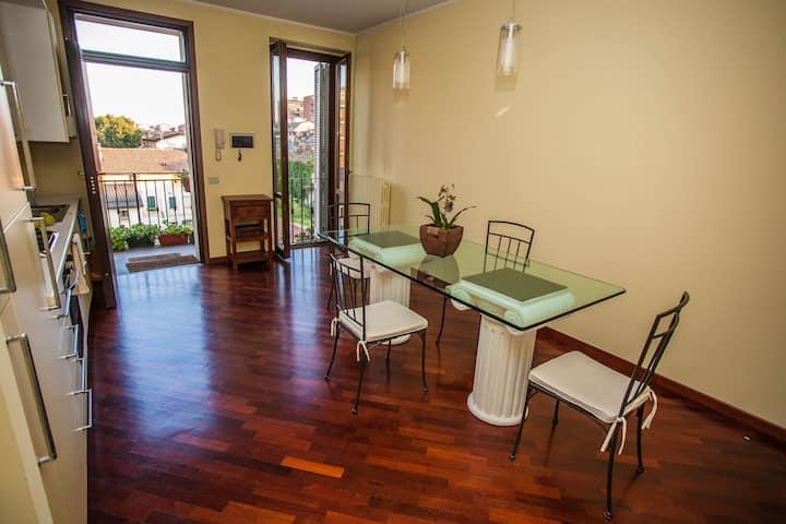 Charming 2-level apartment