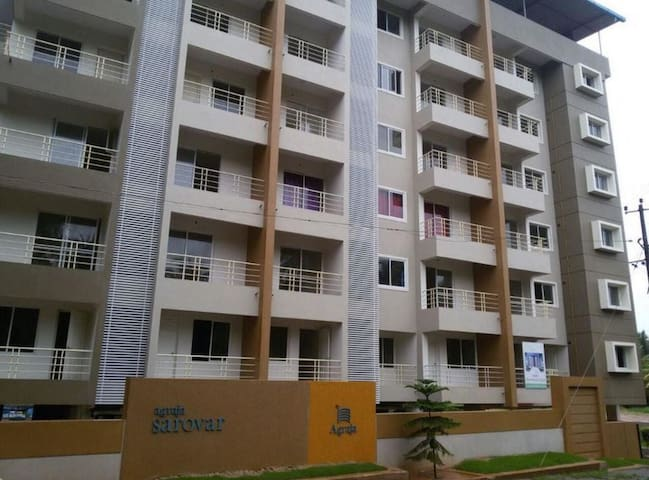 Apartment in Mulki near Mantra surfing club