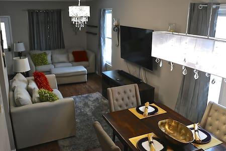 Comfortable Modern Sanctuary - Fargo - Casa