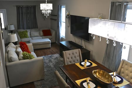 Comfortable Modern Sanctuary - Fargo - Hus