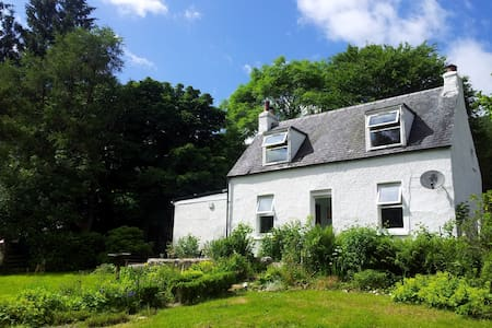 An Tigh Beag Holiday Cottage - Near Tyndrum - 其它
