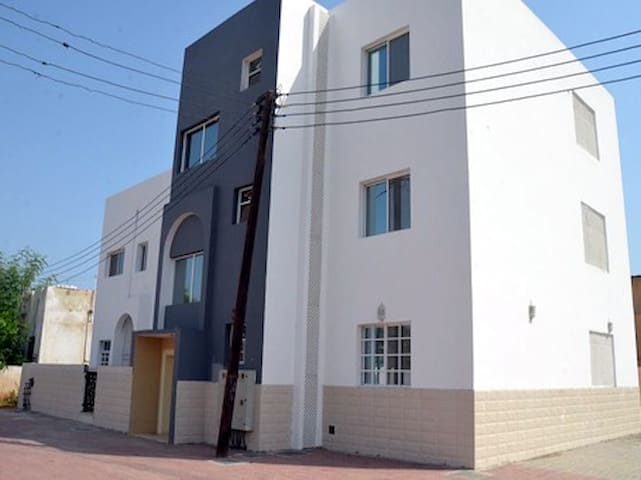 New, Spacious and Well Located Apartment in Muscat