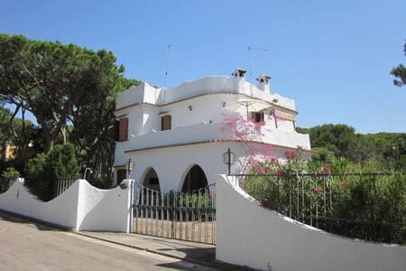 Villa Nilde 150 mt dal mare  - Pula