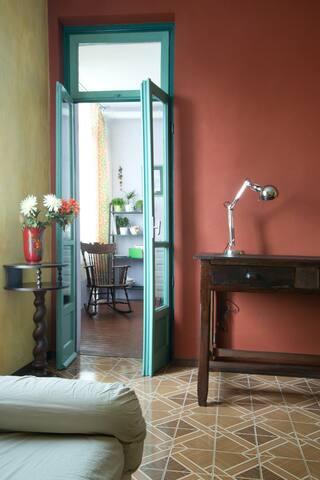 Cosy apt, Lingotto Fiera - Turyn - Apartament