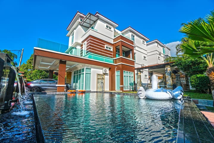 IVC Villa 13 Modern Bungalow Wt Swimming Pool