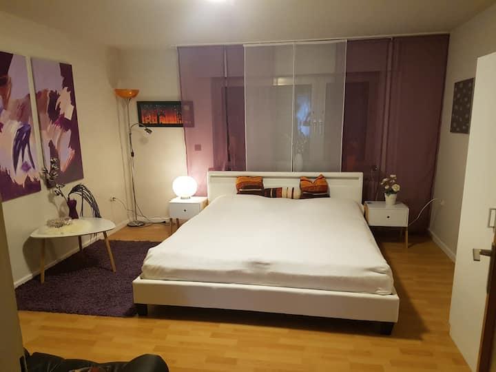 Komplett eingerichtete Wohnung in Hagen-Halden
