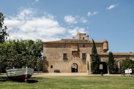 Castillo Medieval S.XIV Costa Brava - Bon Relax - Castle