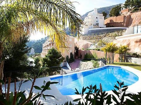 Luxe Appartement Altea Hills. Costa Blanca Spanje