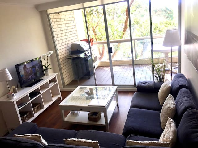 Cosy apartment close to city and beaches - Neutral Bay - Apartment